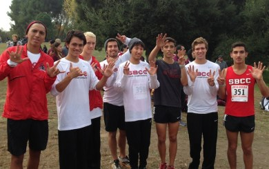 SBCC men enjoy best finish at state cross country championships