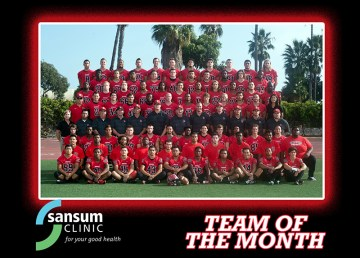 Team Photo by Sevilla Photography. Artwork by Presidio Sports