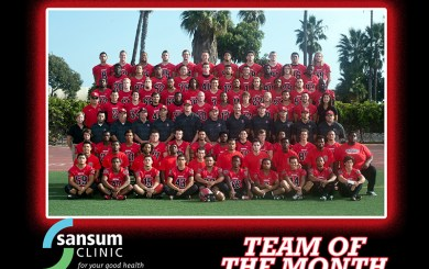 Team of the Month: SBCC getting it done with 'Every Man' approach