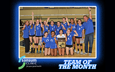 Team of the Month: It was a magical season for Cate girls volleyball