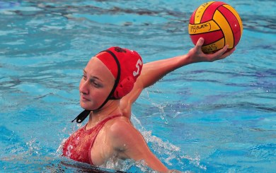 Paige Hauschild named to USA Water Polo national team