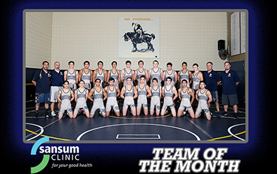 Team of the Month: Dos Pueblos wrestlers checking off their goals