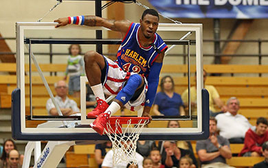 Globetrotters entertain Santa Barbara