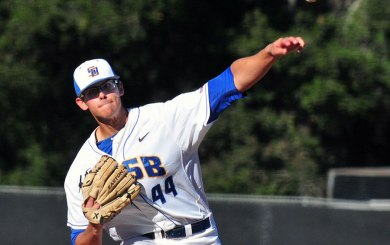 Marlins take UCSB's Jacome in 5th round