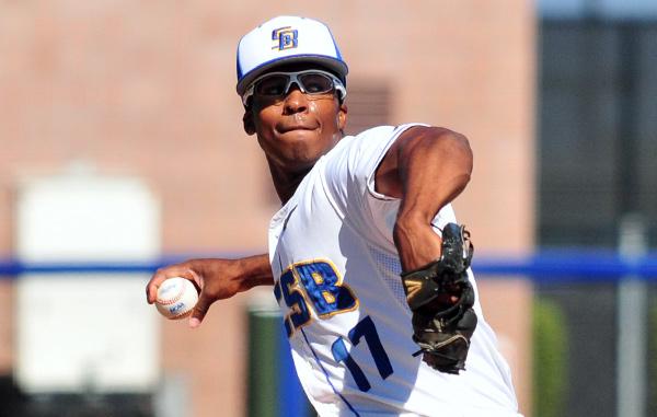 UCSB pitcher Dillon Tate