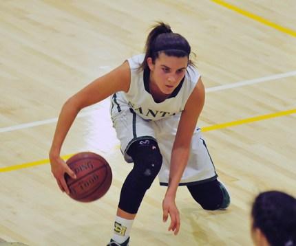 Amber Melgoza - Santa Barbara High
