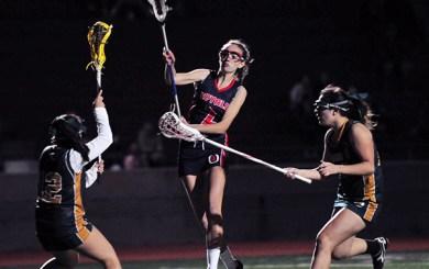 LAX: Royals turn away Dons in girls lacrosse opener