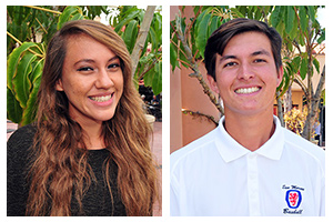 Athletes of the Week: Royals Aldapa, Nakano-West come up big
