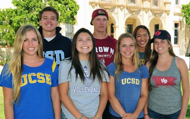 Seven Santa Barbara Dons headed to NCAA level