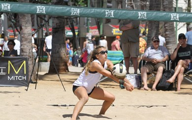 Next Level Watch: Locals on NCAA Sand Volleyball rosters; Scarvelis recognized by Pac-12