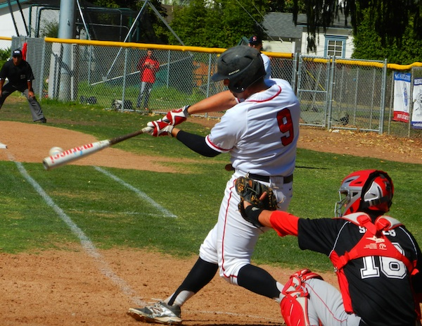 Jimmy Brakka went 4-fo-4 and drove in two runs to lead SBCC's offense in Sunday's series-clinching win over Fullerton.