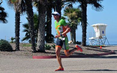 Visin, Dearden fastest at Goleta Beach Triathlon