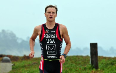 Pedersen, Capone taste victory on Santa Barbara Triathlon Long Course