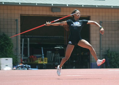 Barbara Nwaba recently competed at the IAAF World Championships in Beijing, China.