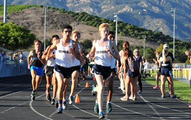 XC: DP's Rice triumphs as Cougar teams dominate