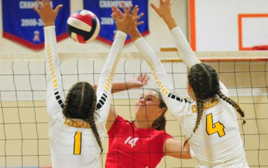 GVB: Royals begin league with sweep of Ventura