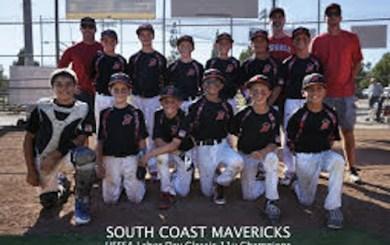 Central Coast Mavericks win Labor Day tourney title