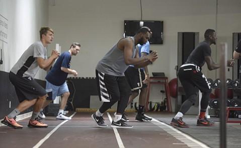 P3 Athletic Training - Santa Barbara