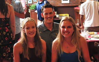 SBART Luncheon: City volleyball rivals know each other well