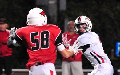 Big plays, Bennett carry Bishop past Carpinteria
