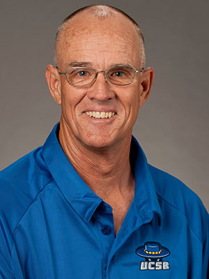 UCSB's Gregg Wilson