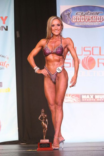 Suzanne Grimmesey at Fresno Classic
