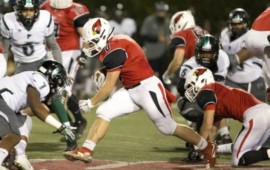 Bishop blows out Palmdale to earn semifinal berth