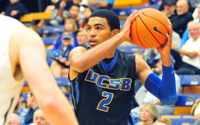 MBK: Vincent finds his touch, leads UCSB over USF