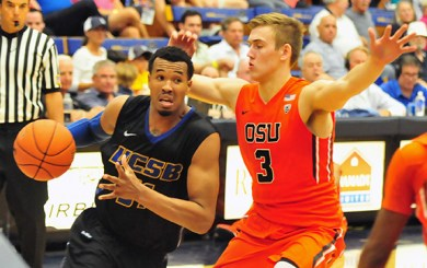 MBK: Oregon State puts lid on Gauchos