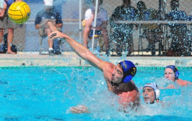 MWP: UCSB's Shoemaker takes All-MPSF honor