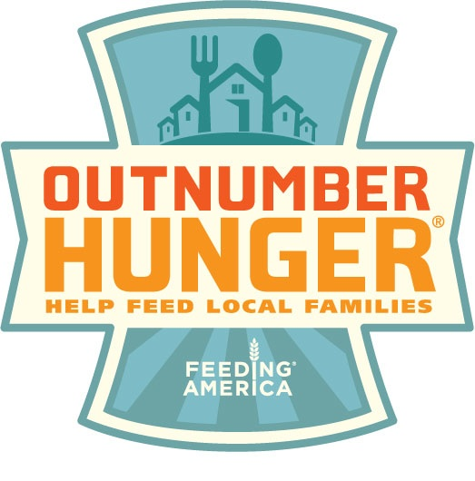 #OutnumberHunger Twitter Party….. Meet Me There!