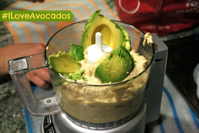 Maura's #ILoveAvocados Live Party And Yummy GuacaHummus