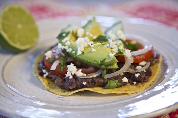 Tostadas De Guacamol Inspired By The Artist Ricardo Arjona