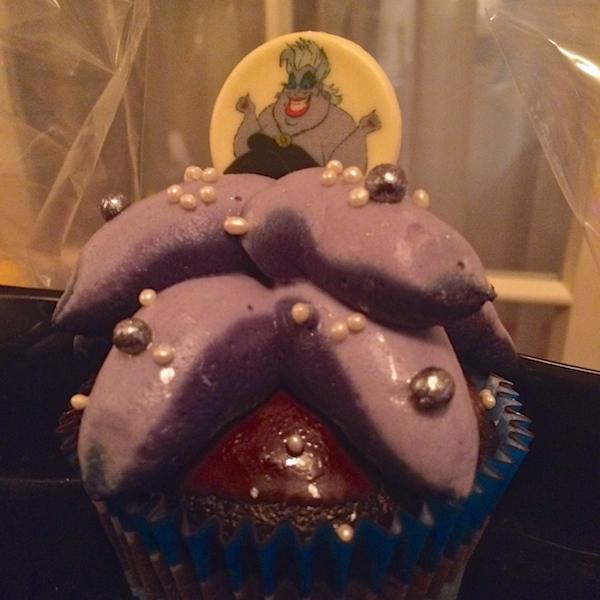 Ursula-cupcake