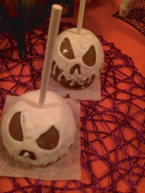 ghostly-candied-apples
