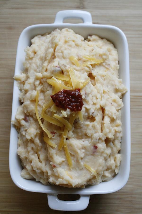 chipotle mashed potatoes