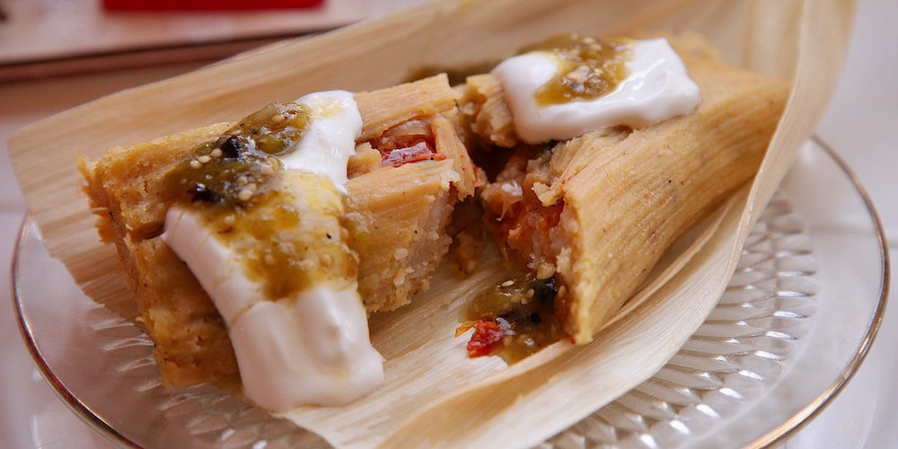 How To Make Vegan / Vegetarian Tamales
