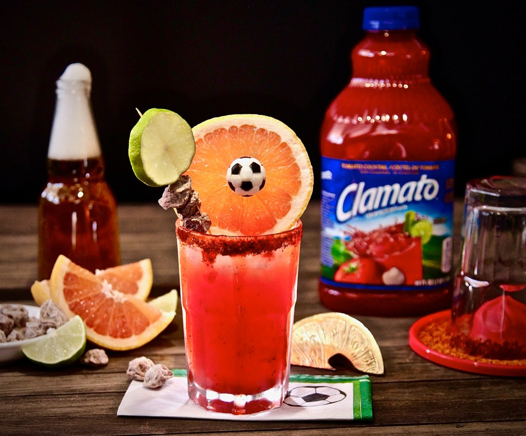Paloma Michelada for Soccer Championship Games