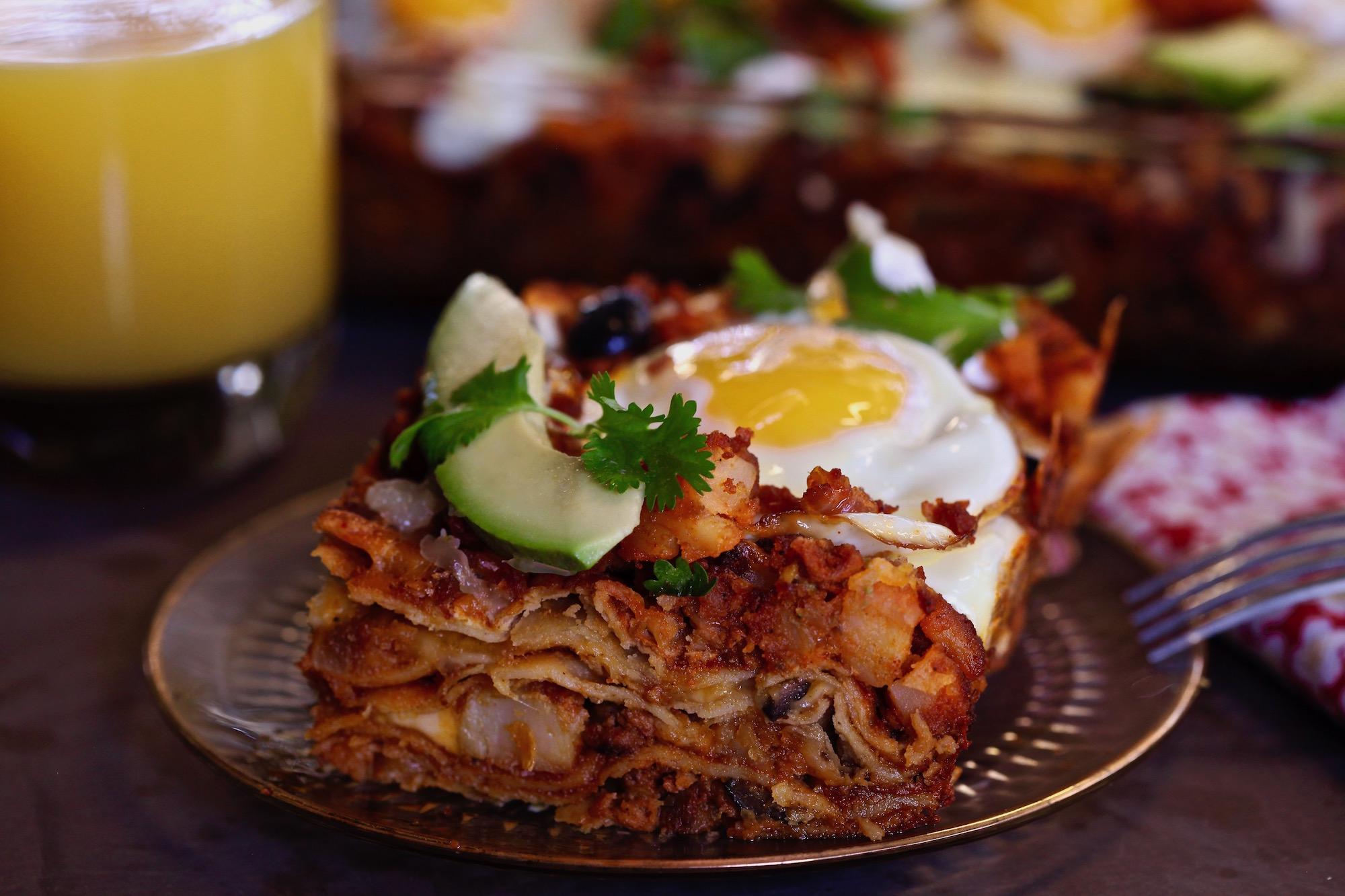 ¡Viva Mexico! Breakfast Enchiladas And An Arroz Con Leche Bar #giveaway #primeroALDI