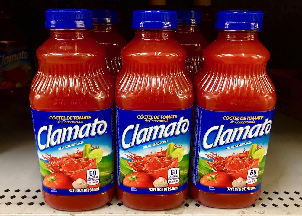 Find Clamato at your local Walmart