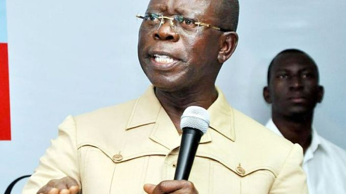 Edo decides 2020: I Am No Longer Excellency. I Am A Removed National Chairman – Oshiomhole