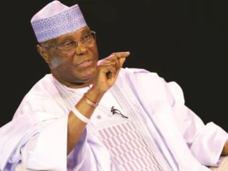 Ize-IEdo 2020: Atiku Criticises Buhari Over Police Siege On Wikeyamu