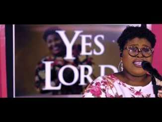 Judikay – Yes Lord LIVE lyrics