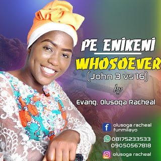 Evang. Olusoga Racheal - PE ENIKENI mp3 download