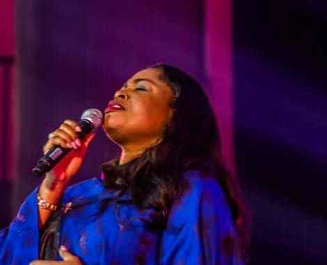 Sinach - All I See Is You LYRICS