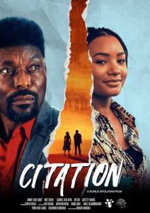 Citation (2020) – NollyWood Movie download
