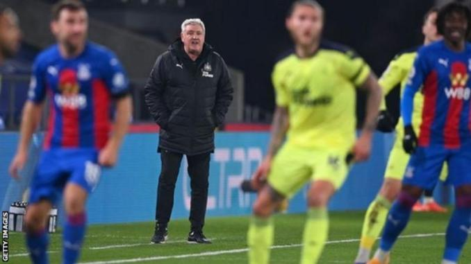 Steve Bruce says Newcastle missing 'big chunk' of players for West Brom game