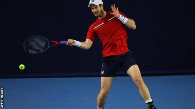 Andy Murray beats Cameron Norrie at Battle of the Brits