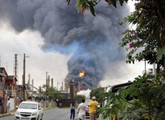Residents demand clear safety plan following Engen refinery blast