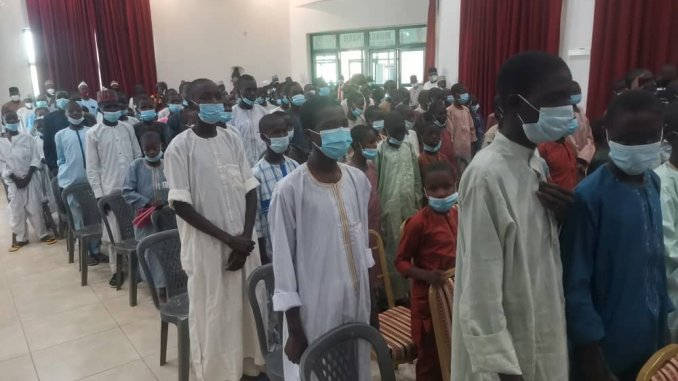 GOOD NEWS!! Boko Haram Releases Over 300 Abducted Kankara School Boys Free Of Charge (SEE DETAILS)